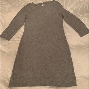 Old Navy Gray Casual Dress